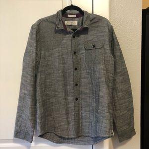Ezekiel Thick Shirt - Size L